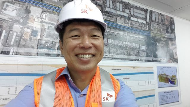 Michael Chua: 17th LTA Singapore's Annual Safety  Award Conventio...     A safety first skit we did for a competition recently, where I acted with real construction workers.
