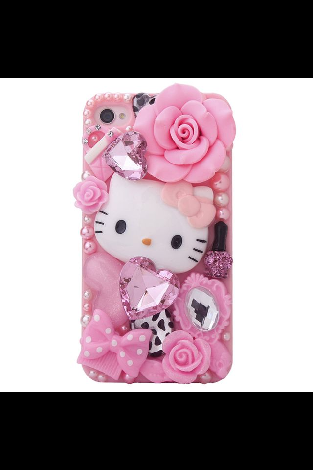 Cute hello kitty iphone 4 caseIphone 3 Cases Hello Kitty