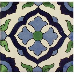 Talavera tile- Color Inspiration