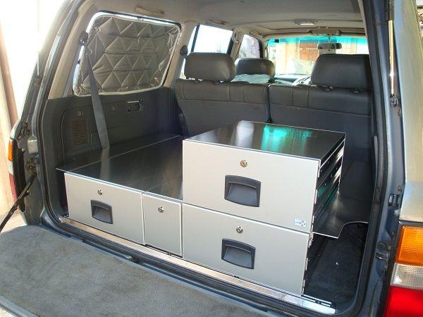 amenagement coffres a tiroirs 4x4 soutes ateliers tiroirs aluminium car 39 box tous nos produits