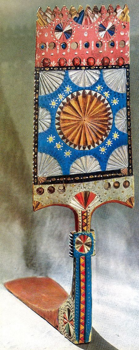 Russian distaff  | The House of Beccaria~