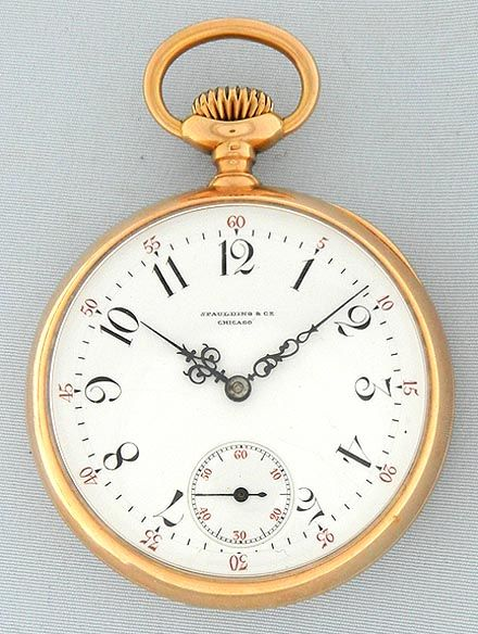 Bogoff Antique Pocket Watches Patek Philippe - Bogoff Antique Pocket Watch # 6770