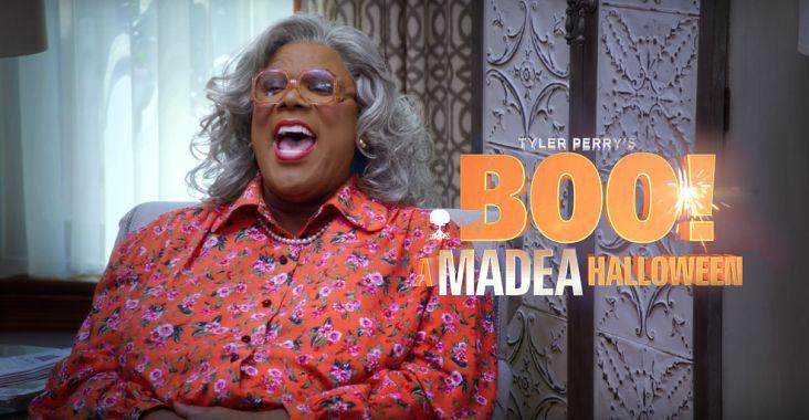 Watch Tyler Perry's Boo 2! A Madea Halloween [2017] Online Free | Download #720p Movie | 123-Putlockers!
