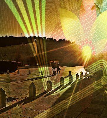 Athens in Art: Kallimarmaro #Athens #Stadium Greece