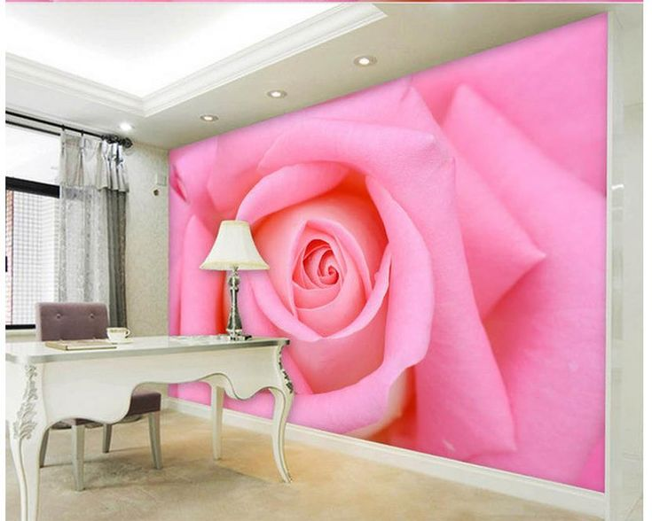 Cheap nature wallpaper, Buy Quality backdrop wallpaper directly from China 3d nature wallpapers Suppliers: 3d nature wallpapers Pink Romantic Rose TV Sofa Backdrop wallpapers for living room Home Decoration