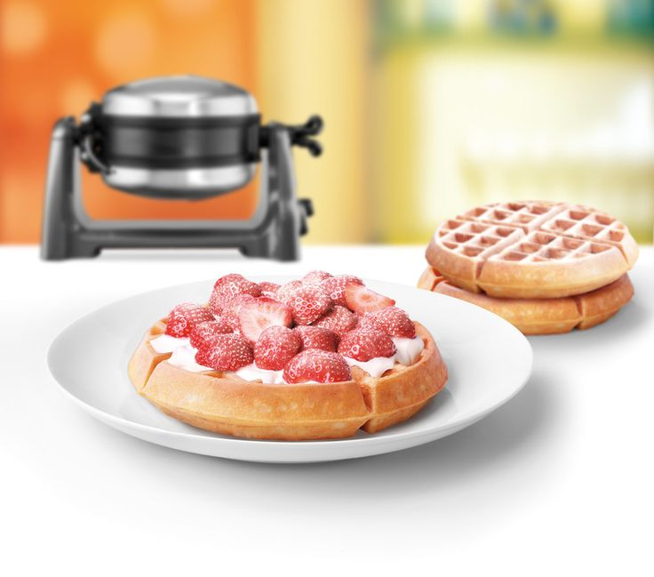 It is Mother's Day to all the beautiful mothers in South Africa this coming weekend! What better way than spoiling Mom with fresh and decadent waffles this Mother's Day! Be sure to add extra cream and fresh strawberries for that special touch!
