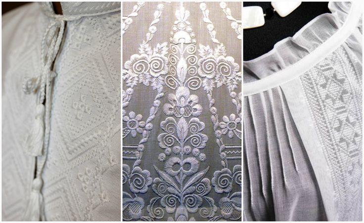 """Україна завжди славилася своїми ремеслами, зокрема унікальною вишивкою. Це й не дивно, адже кожен регіон має свої неповторні візерунки, символи, традиційні кольори вишивки. Оригінальною, ніжною та """"легкою"""" є вишивка білим по білому, яка сьогодні набуває все більшої популярності."""