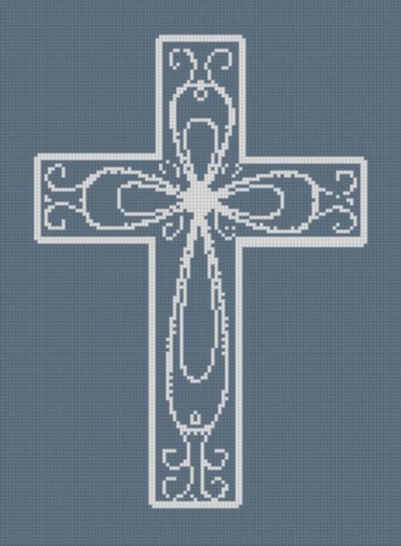 Best crafts religious cross stitch images on