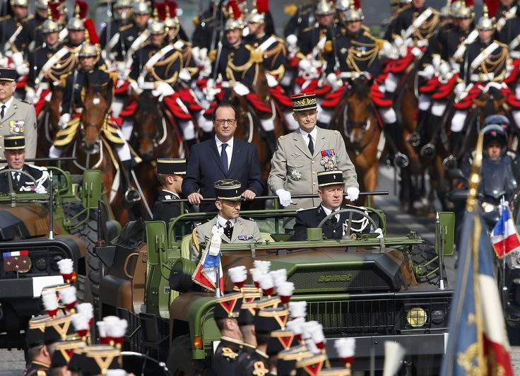 Happy Bastille Day! Celebrations Take Place Across France
