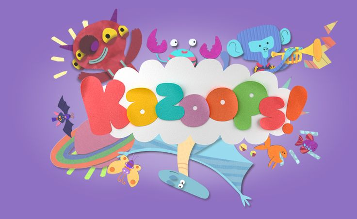75 best activities for one year olds images on pinterest for Kazoops coloring pages