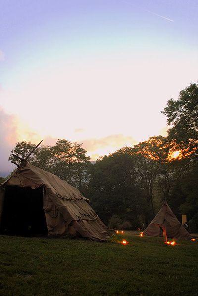 Nuit de la préhistoire au Parc de la Préhistoire à Tarascon sur Ariège : une animation de qualité