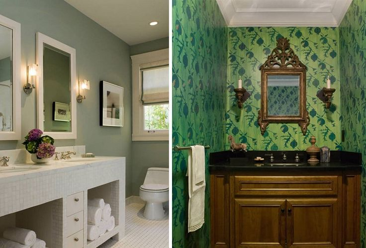 Olive Green Bathroom Decorating Ideas For Your Luxury Bathroom 8