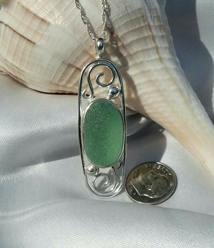 232 best Artisan Sea Glass Jewelry images on Pinterest Sea glass