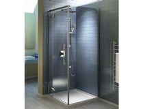 Découvrez notre produit Douche Kamo pour installation en coin, dans notre sélection de Douches pour vos travaux de salle de bain.