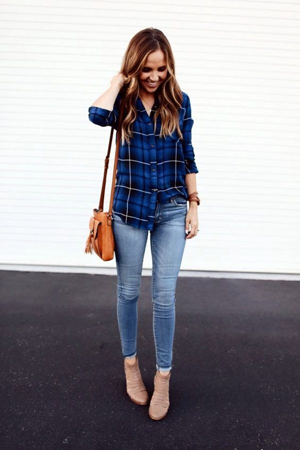 """6 Stylish Fall Outfits for School  - As a teenager or a young adult, school is quite imperative and takes a big, vital role in your own small world. So, the sign """"Back to School"""" does not... -   ."""