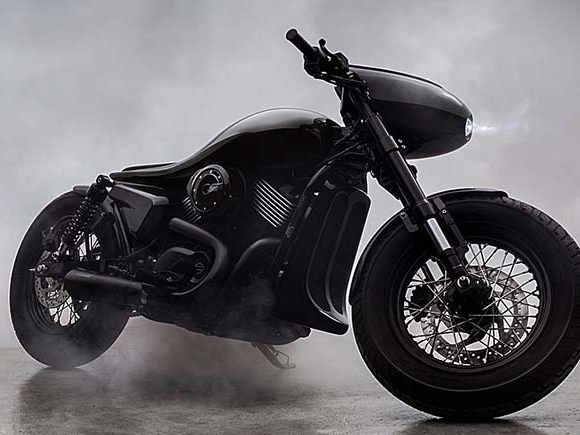 #Bandit9DarkSide Motorcycle Is Ready To Hit The Streets