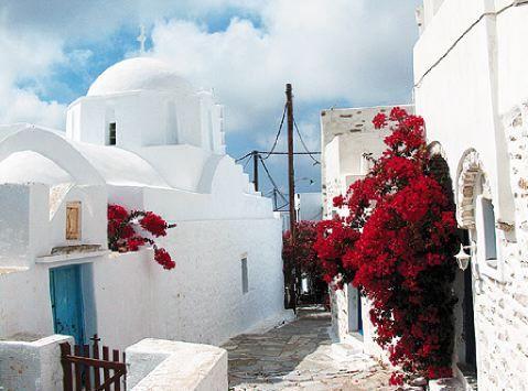 Amorgos island/Greece