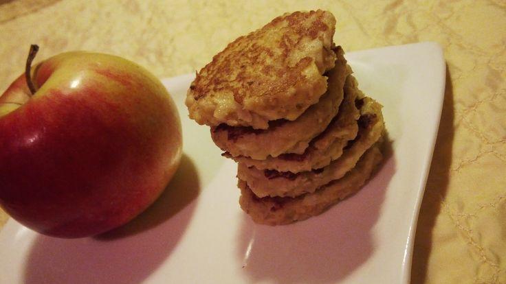 Almás zabfalatok