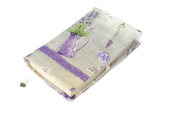 Adjustable Fabric Book Cover : Best ideas about fabric book covers on pinterest
