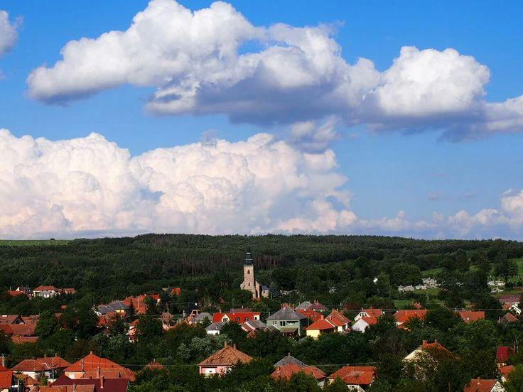 Bogács, my sweet home - photo by me