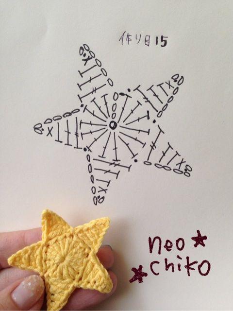 冬になると編み物をしたくなりませんか?今回は初心者の方でも挑戦したくなる可愛いハートモチーフ、星モチーフ編みのご紹介です!