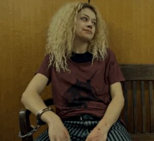 "When you have a chance to talk to your would-be assassin about her incompetence: | 13 Perfect Comebacks From Helena On ""Orphan Black"""