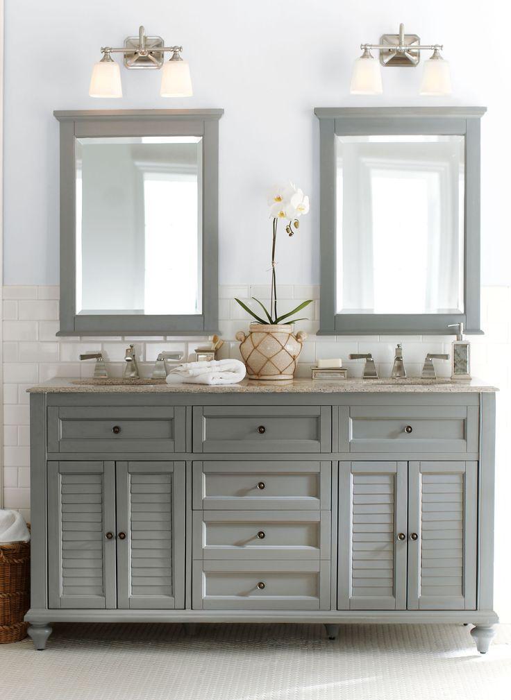40 Beautiful Bathroom Mirror Ideas Frames Diy Farmhouse Elegant Master Small Rustic Modern Bathrooms Remodel Diy Bathroom Bathroom Design