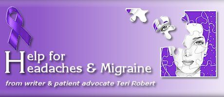 #HAAwards - Health Activist Hero Nominee - Teri Robert is the foremost patient advocate and educator in the migraine and headache disorders community. She provides more useful information than I can possibly put into words through her work on her own site, Heal Your Headache, and her work on Health Central and Migraine.com. She proposed and got approval from the American Headache Society for establishment of an organization for headache disorders patients that is actually run by the…