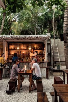 Nos adresses à Tulum, Caraïbes  MilK decoration