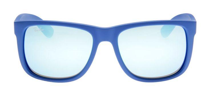 ray ban wayfarer espelhado azul