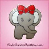 Pink Ellie Elephant Cookie Cutter | Cheap Cookie Cutters is the Cookie Cutter Leader