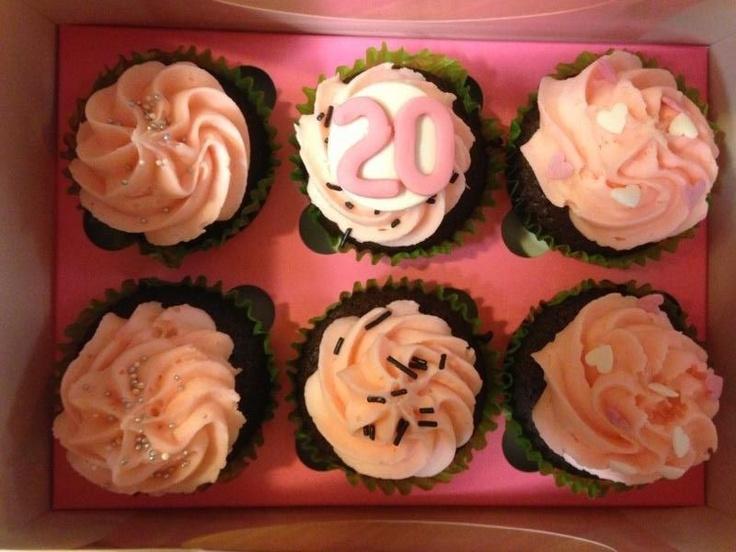 Cupcakes personalizados de Cumpleaños