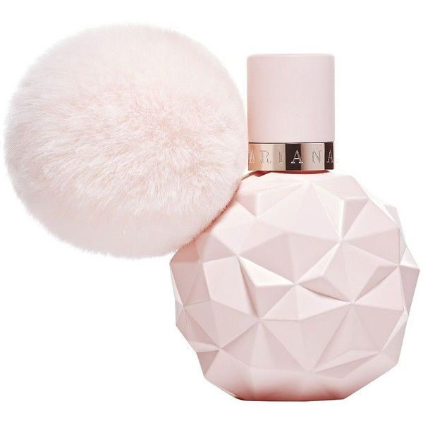 Ari By Ariana Grande Sweet Like Candy Eau de Parfum found on Polyvore featuring beauty products, fragrance, no color, eau de perfume, eau de parfum perfume and edp perfume