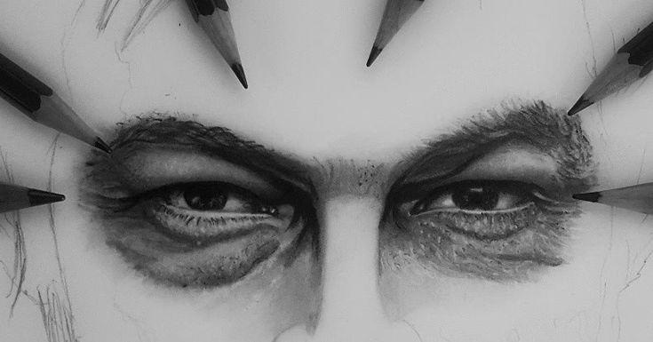 Eye drawing #2