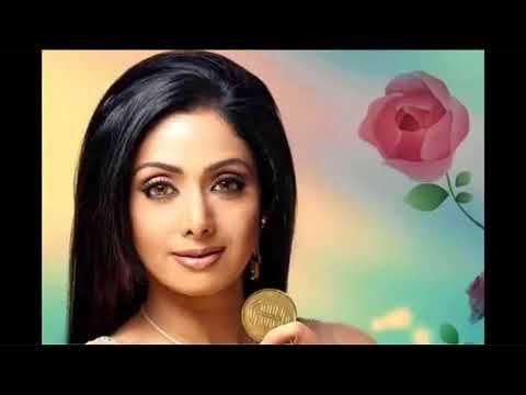 Legendary Bollywood Actress Sridevi