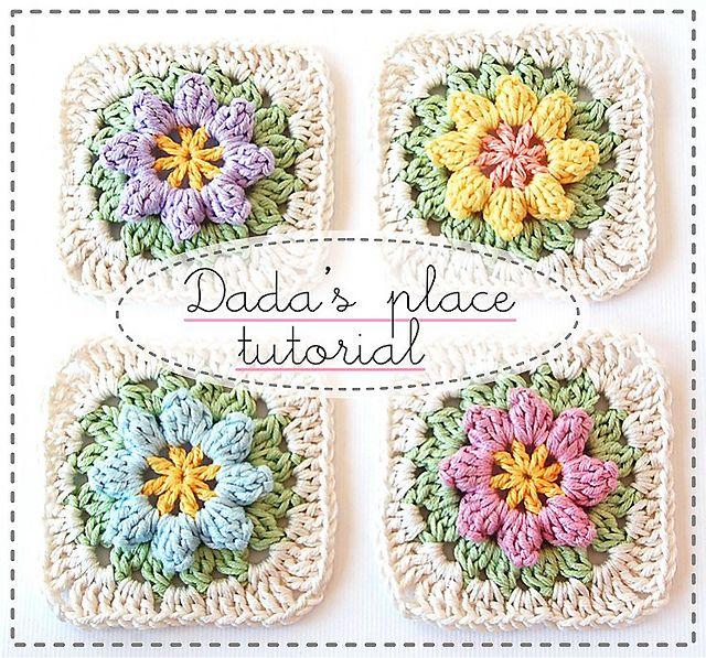 Mejores 145 imágenes de crochet en Pinterest   Ganchillo estilo ...