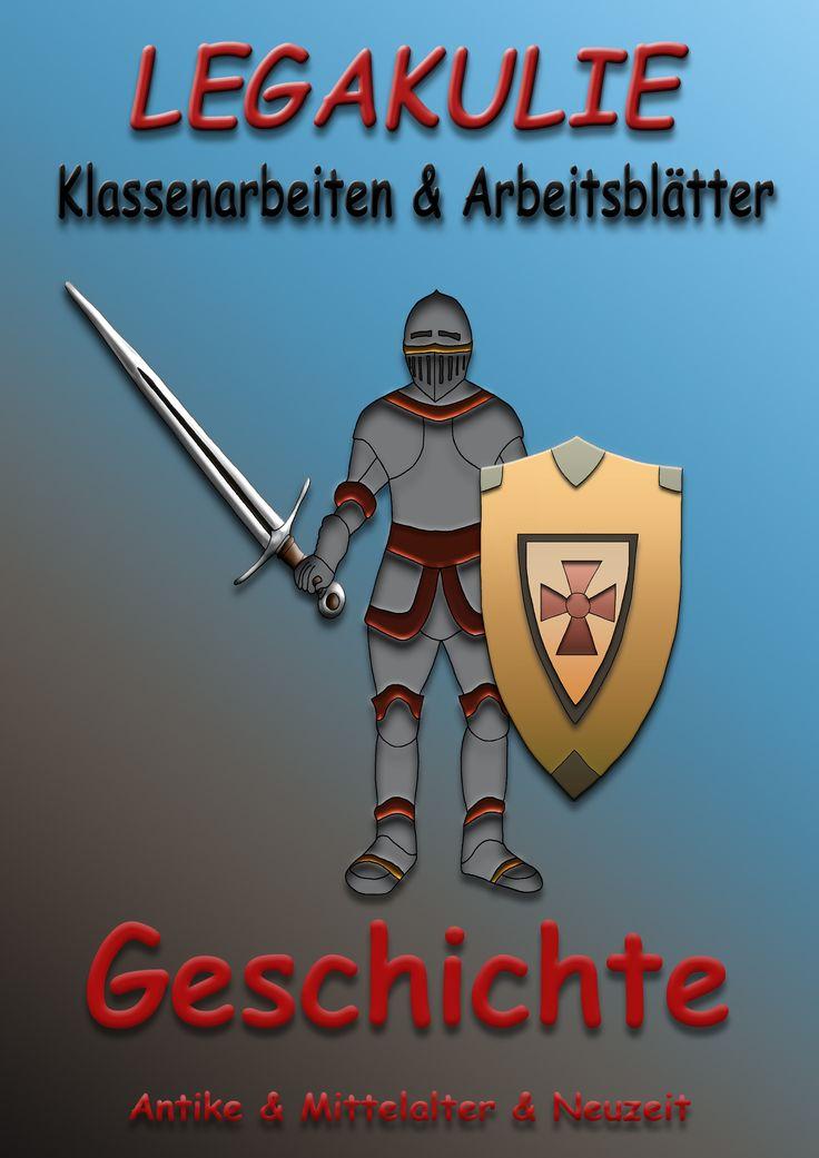 49 best Geschichte Klassenarbeit Schulprobe Lernzielkontrolle images ...
