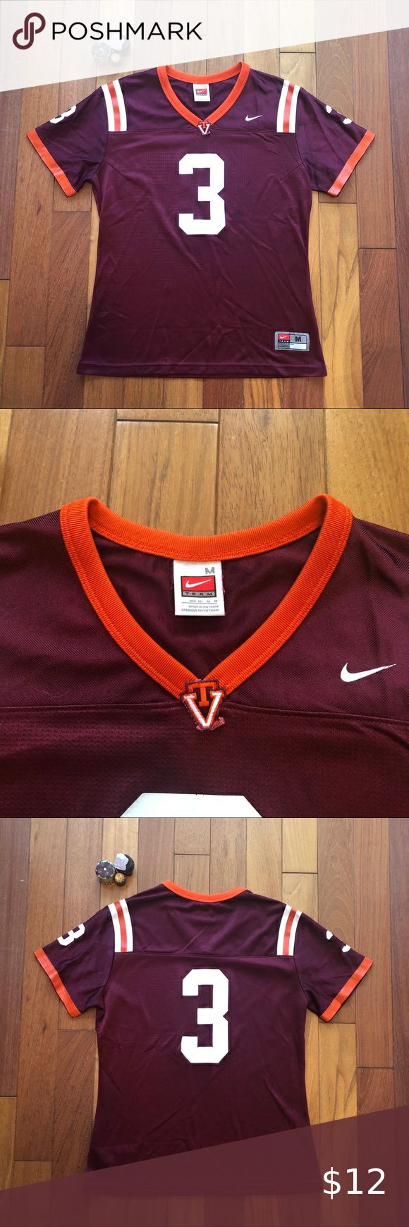 Virginia Tech Football Jersey Excellent condition! Great