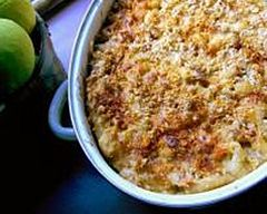 Tuna Mournay ... My mother made mornays at leat twice a month ... My father loved them!