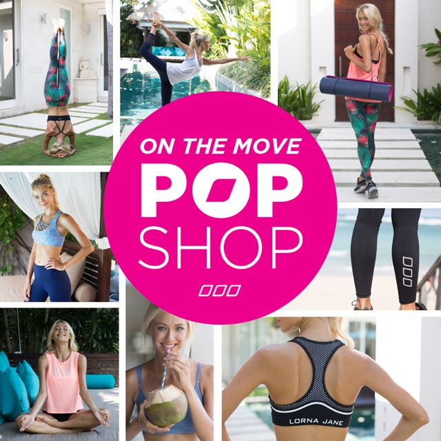 We're excited to announce there will be a Lorna Jane pop up shop at the Jewel Residences Oceanway Ride on September 9. To encourage more women to join us on the ride, there will also be a Lorna Jane bag for each female participant which includes an exclusive offer. The winner of the Queen of the Mountain will also receive a $50 voucher. Want to get your hands on one for these bags? Register for Jewel Residences Oceanway Ride!