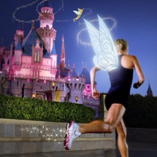 Tinker Bell Marathon with Team In Training