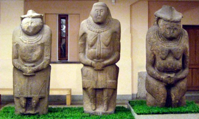 The Ancient Stone Women of Polovtsian – Polovtsy is the name given to the Kipchaks and the Cumans by the people of Rus people. The Polovtsian stone women are in the Kursk Region of Ukraine at…