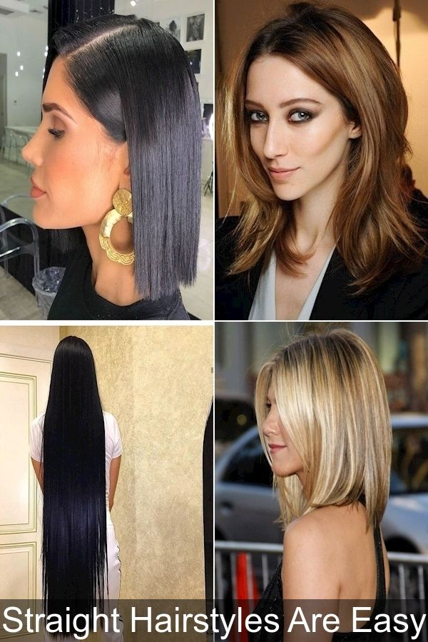Latest Hair Style Products To Make Hair Straight Down Hairstyles Straight Hair In 2020 Straight Hairstyles Hair Styles Down Hairstyles