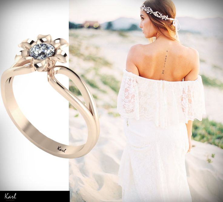 """""""Life is the flower for which love is the honey,"""" #wedding #love #engagement #ring #engagementring #jewel"""