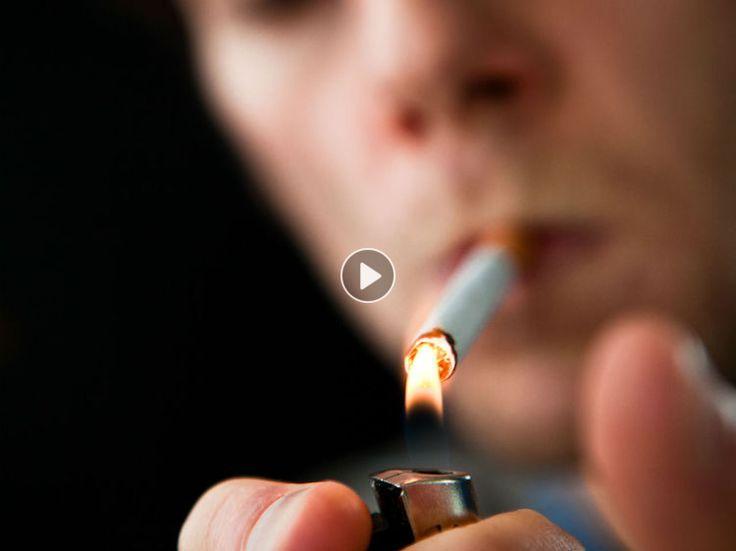 Cette vidéo pourrait vous faire passer l'envie de fumer