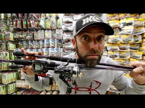 Mike Iaconelli's Bass Fishing Rod & Reel Arsenal! - (More info on: https://1-W-W.COM/fishing/mike-iaconellis-bass-fishing-rod-reel-arsenal/)