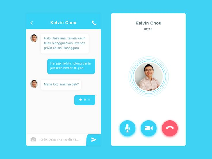 Chat Student App