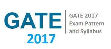 GATE 2017 Exam Pattern and Syllabus / GATE Syllabus and Pattern 2017 is very important for candidates who wants give GATE 2017 / GATE Pattern and Syllabus .