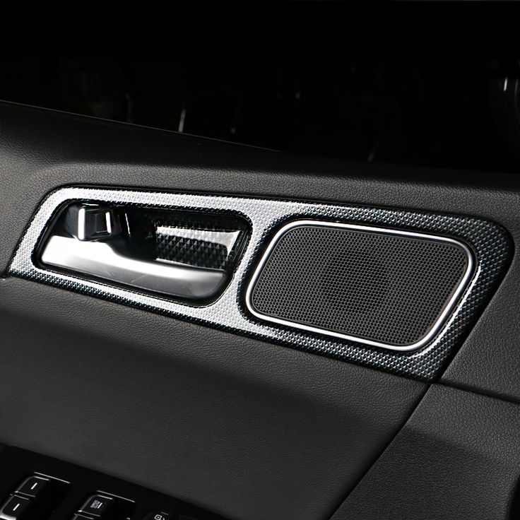 ABS Chrome Car Styling Inner Door Handle Cover Door Bowl Frame Trim Sticker For Kia Sportage 2016 2017 Auto Accessories
