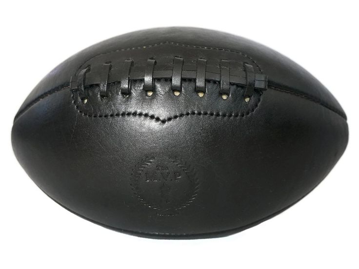 MVP Executive Leather Handmade Football